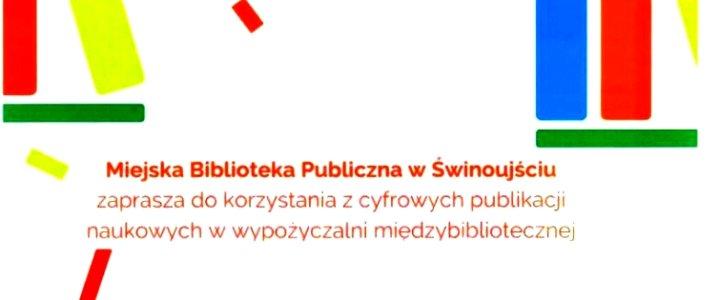 Świnoujście. Miejska Biblioteka Publiczna - ważne projekty!