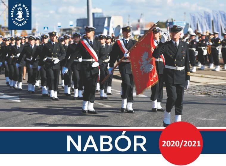 Kompania honorowa Akademii Morskiej w Szczecinie wzywa - trwa nabór.