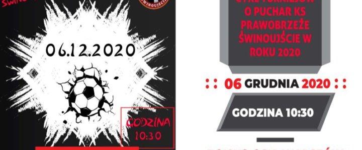 KS Prawobrzeże Świnoujście. Turniej 06.12.2020.