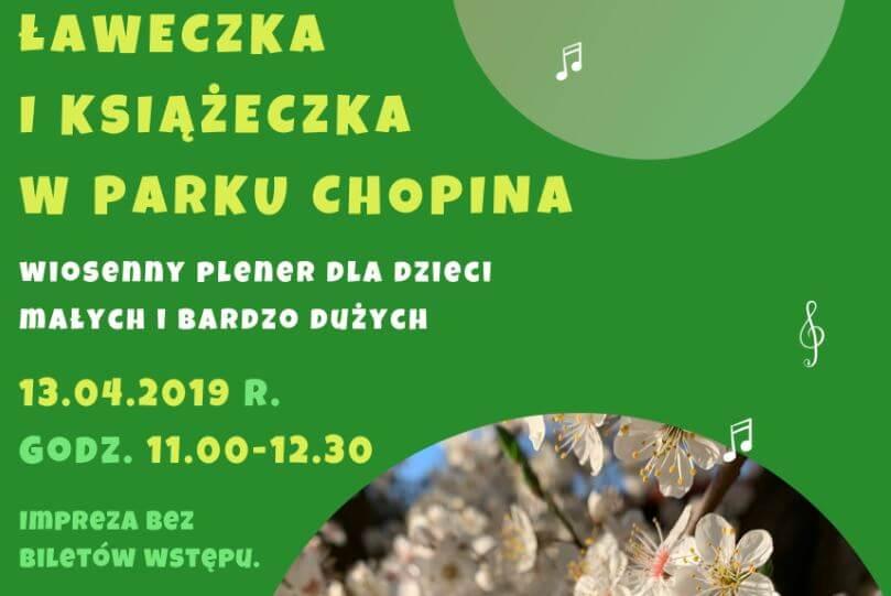 Świnoujście w Parku Chopina. W sobotę impreza bez biletów wstępu