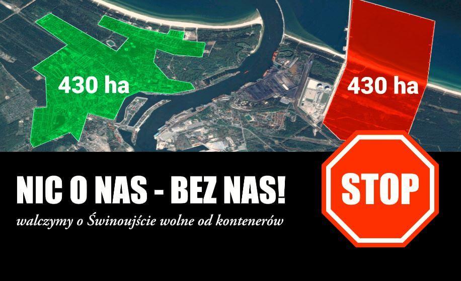 Świnoujście. Zapraszamy na spotkanie w temacie budowy Portu Kontenerowego