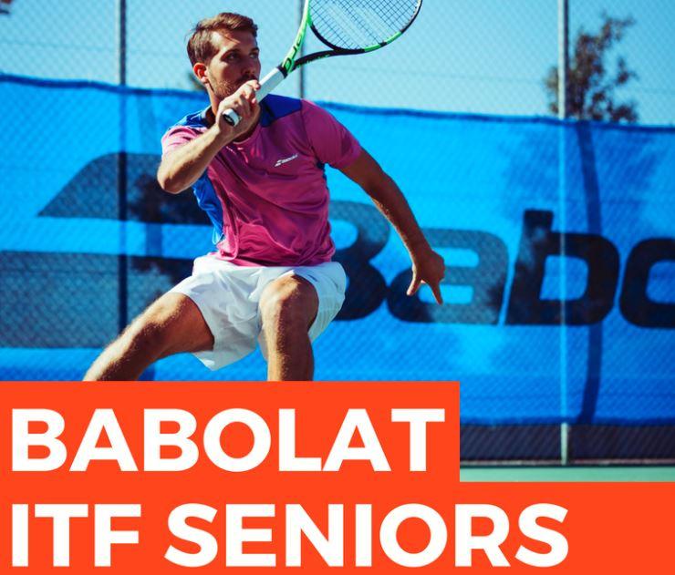 Po obu stronach granicy: Babolat ITF Seniors Świnoujście-Ahlbeck