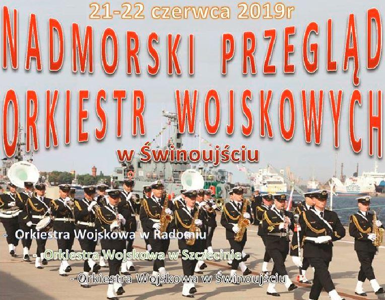 Nadmorski Przegląd Orkiestr Wojskowych w Świnoujściu