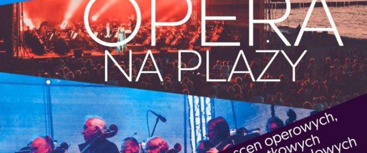 Świnoujście. Opera na plaży. Szlagiery scen operowych, operetkowych i musicalowych.