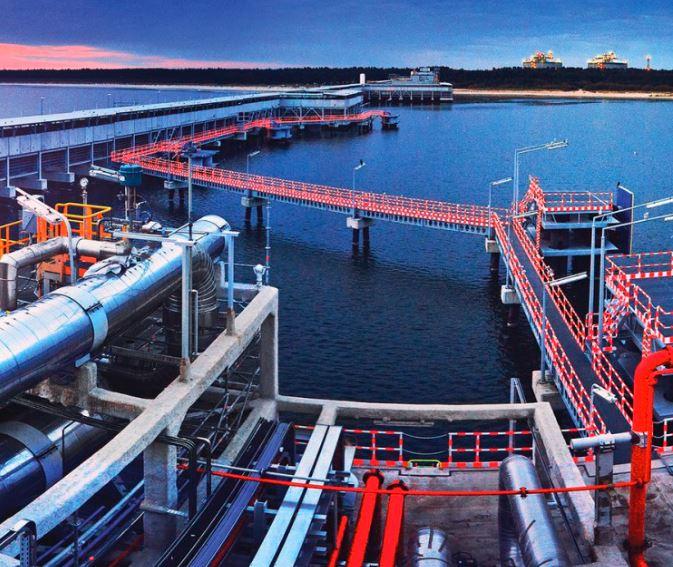 Program Rozbudowy Terminalu LNG w Świnoujściu z doradcą technicznym