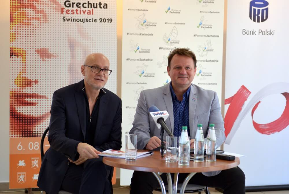 KONFERENCJA GRECHUTA FESTIVAL ŚWINOUJŚCIE 2019 ZA NAMI