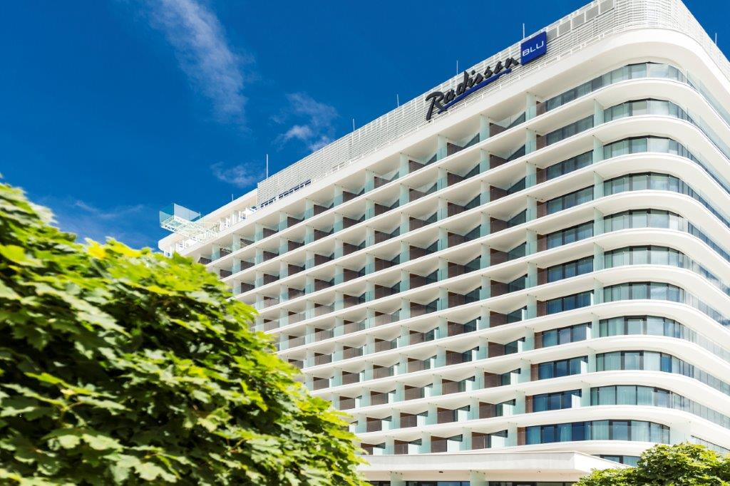 Zielona energia w Radisson Blu Resort, Świnoujście