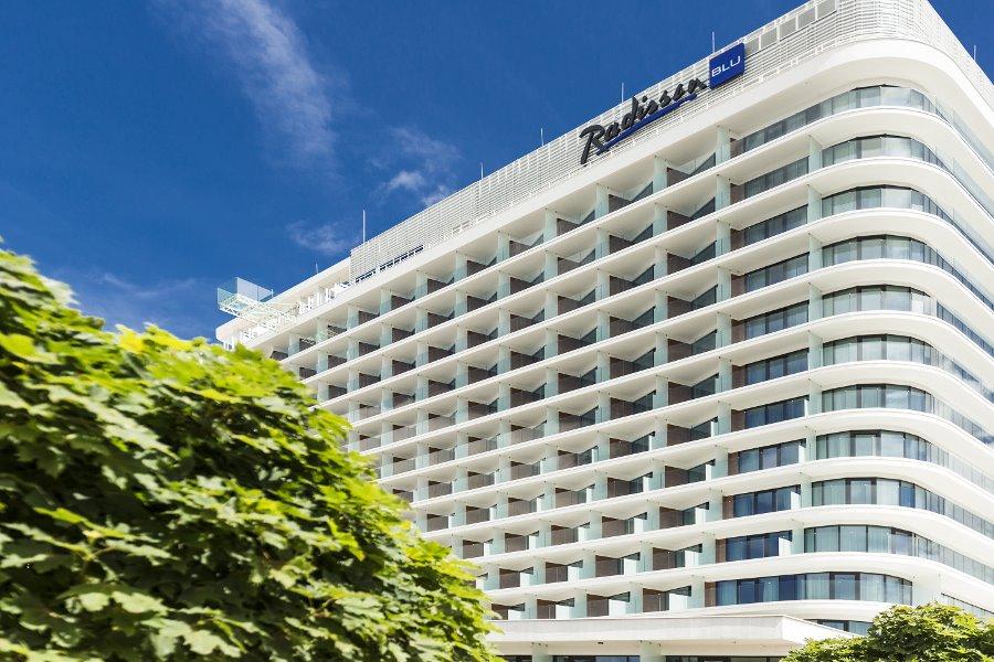 Radisson Blu Resort ***** został otwarty w Świnoujściu