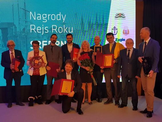 Żeglarz Roku 2017 Joanna Pajkowska (fotogaleria)