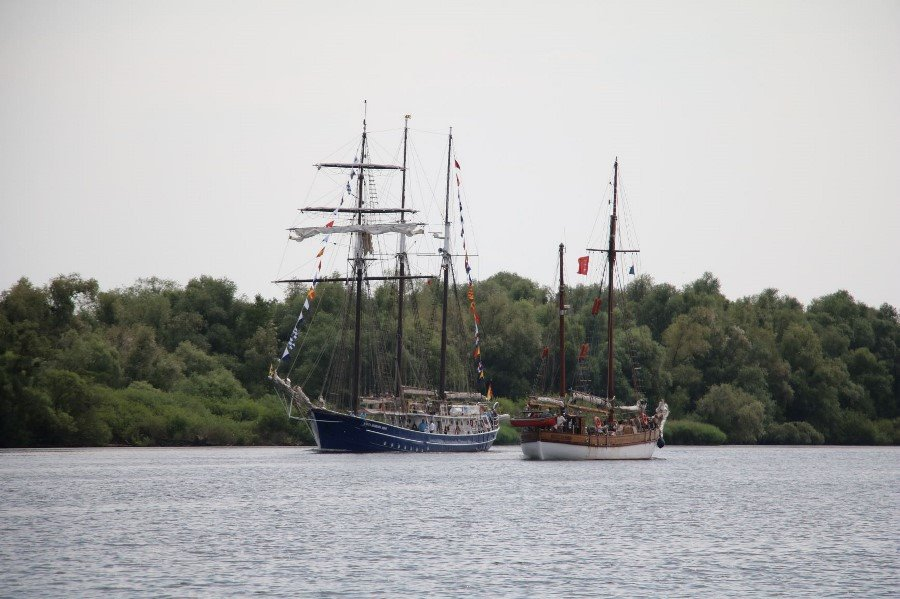 Szczecin. Dwugodzinne rejsy po Odrze