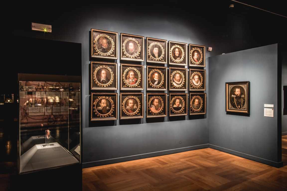 Wydarzenia oraz wystawy w Muzeum Narodowym w Szczecinie do 7 października 2018