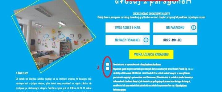Świnoujście. Szkoła Podstawowa nr 9 w Przytorze przystąpiła do ogólnopolskiego konkursu