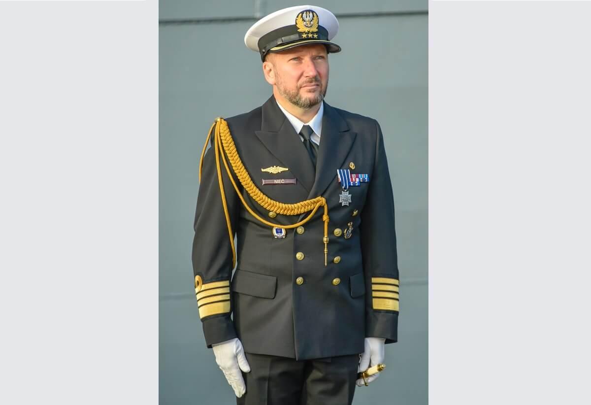 Świnoujście. Przekazanie obowiązków dowódcy 8. Flotylli Obrony Wybrzeża
