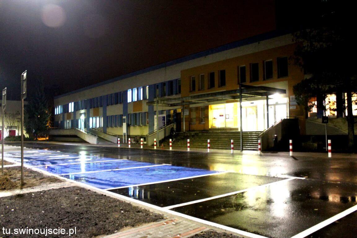 Droga do szpitala w Gryficach otwarta