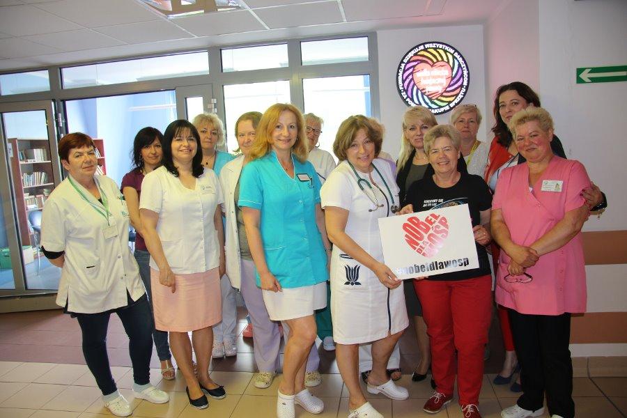 W Szpitalu Miejskim im Jana Garduły coraz więcej sprzętu od WOŚP