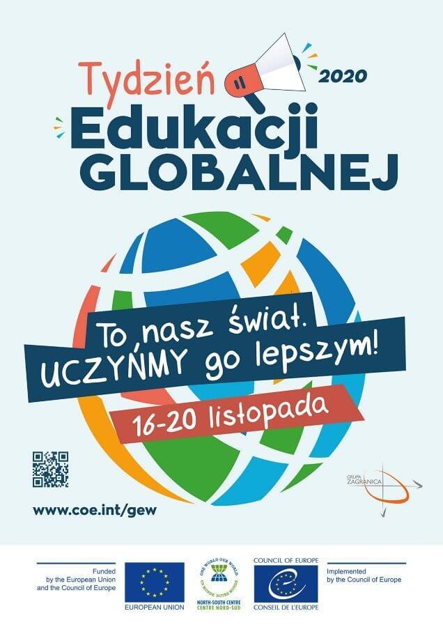 Muzeum Narodowe w Szczecinie. TYDZIEŃ EDUKACJI GLOBALNEJ. To nasz świat. Uczyńmy go lepszym!