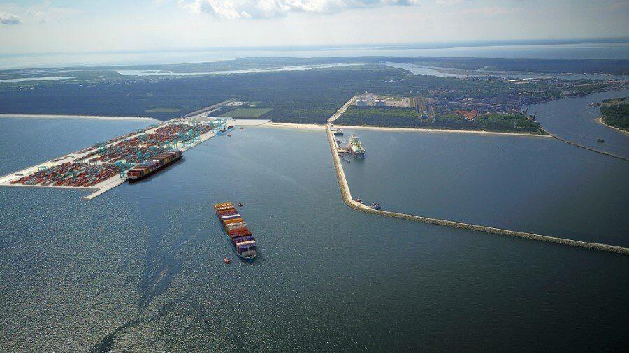 Świnoujście. Najpierw powstał port, później zbudowano miasto