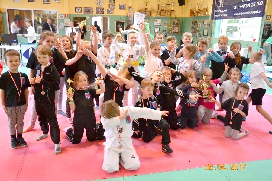 Wojewódzka Olimpiada Dzieci i Młodzieży w Taekwondo Olimpijskim