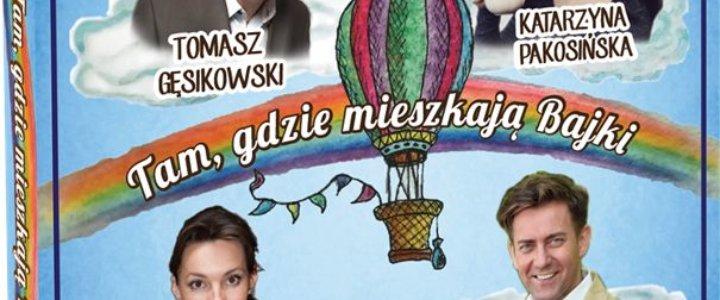 Świnoujście. Tomasz Gołębiowski i Tam gdzie mieszkają bajki