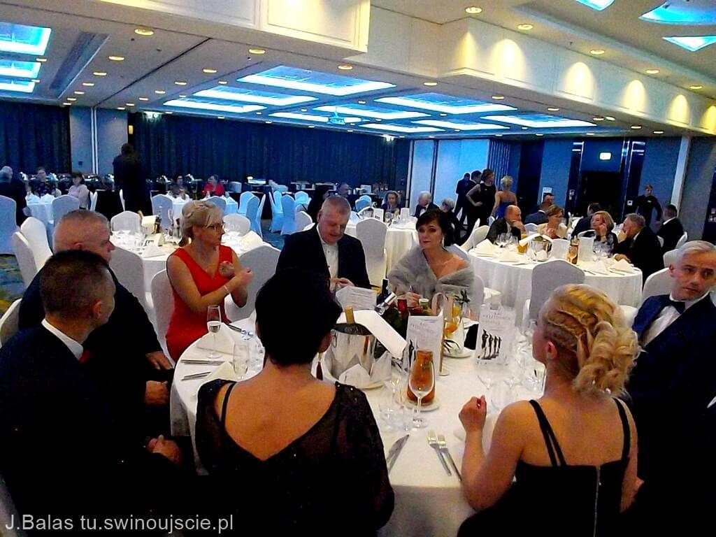 Wczoraj w świnoujskim Hotelu Radisson Blu Resort wręczono coroczne nagrody Prezydenta Miasta Tryton 2018.