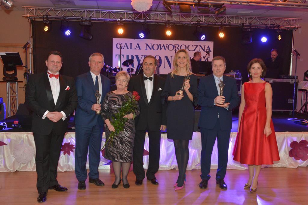 Sobotnia Gala. TRYTONY 2016 rozdane