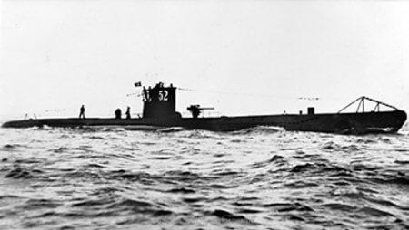 4 Flotylla U-bootów ze Szczecina.