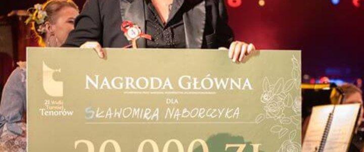 Opera Na Zamku w Szczecinie. Sławomir Naborczyk zwycięzcą Wielkiego Turnieju Tenorów!