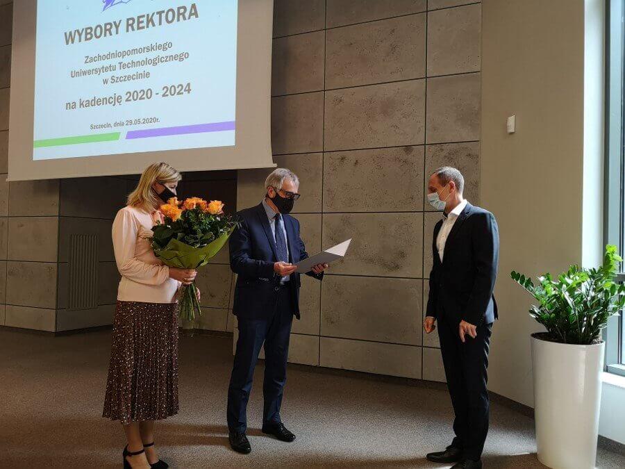 Zachodniopomorski Uniwersytet Technologiczny w Szczecinie wybrał rektora.