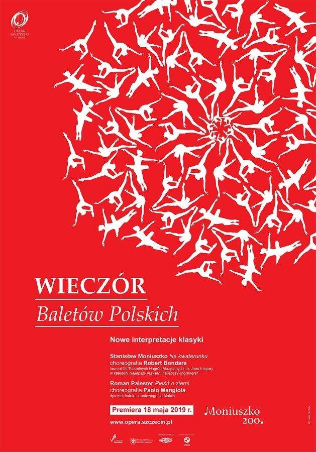 """Operze na Zamku odbędzie się premiera """"Wieczoru baletów polskich""""."""