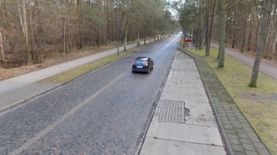 nowa ulica Wojska Polskiego