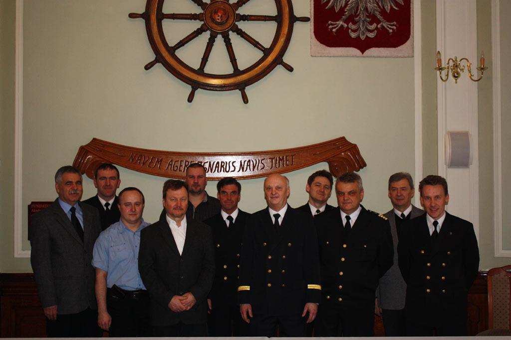 Europejski patent dla Akademii Morskiej w Szczecinie