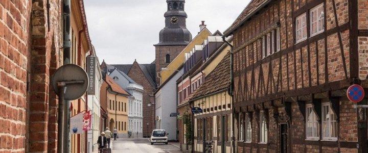 Ystad- malownicze miasteczko portowe