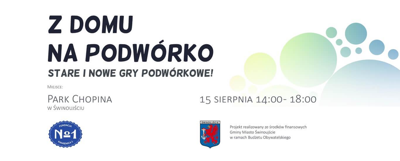 Świnoujście. Fundacja Kamienica1 ze Szczecina wraca do Świnoujścia