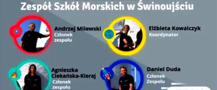 Zespół Szkół Morskich w Świnoujściu - Powergedon 2018