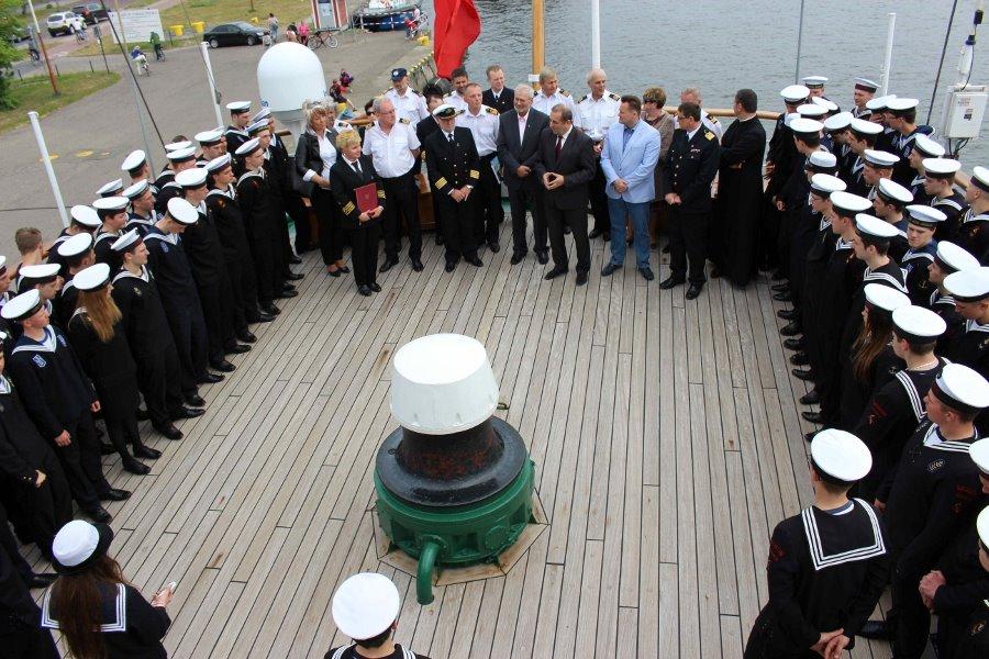 Kolejne dofinansowanie dla Zespołu Szkół Morskich