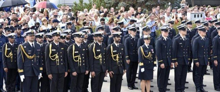 Oficerskie święto na ORP Błyskawicy (foto).