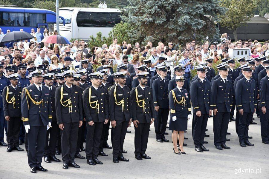 Oficerskie święto na ORP Błyskawicy (foto)