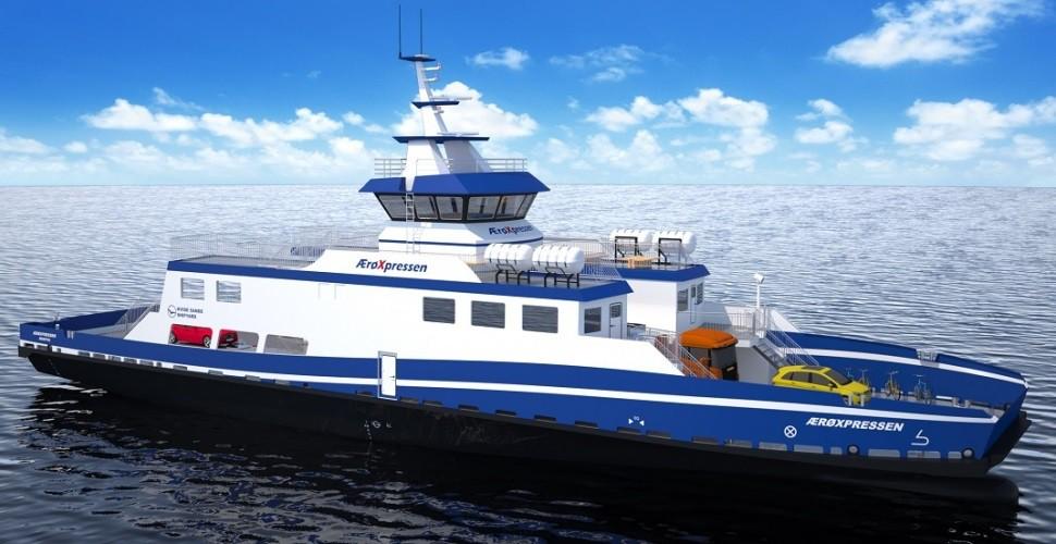 Kolejny projekt niskoemisyjnego statku Nelton