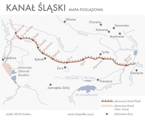 Naukowcy: Kanał Śląski szansą rozwoju żeglugi śródlądowej