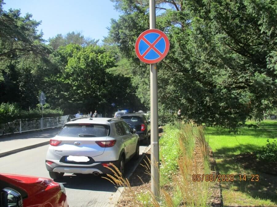 """Świnoujście. Bez uprawnień na """"kopercie"""" nie parkujemy."""