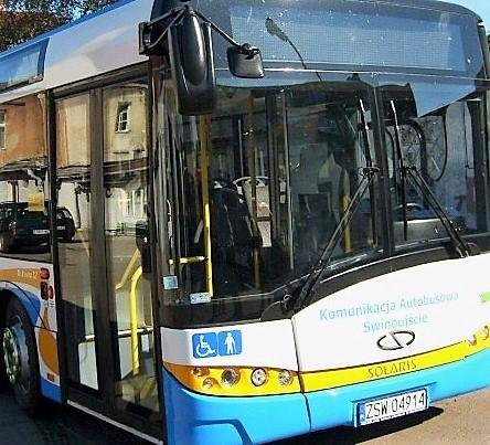 Czasowa zmiana tras autobusów miejskich A,B i 6