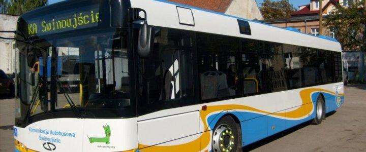 """Świnoujście. Ćwiczenia ratownicze w """"Komunikacji Autobusowej"""""""
