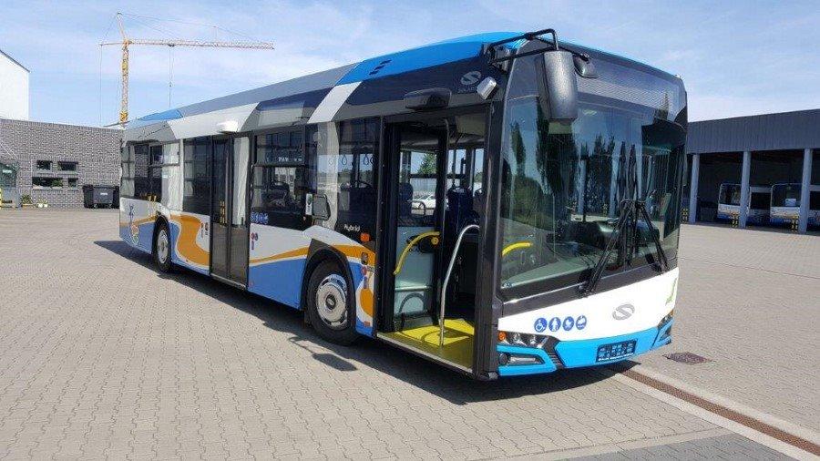 Świnoujście. Są kolejne trzy nowe autobusy