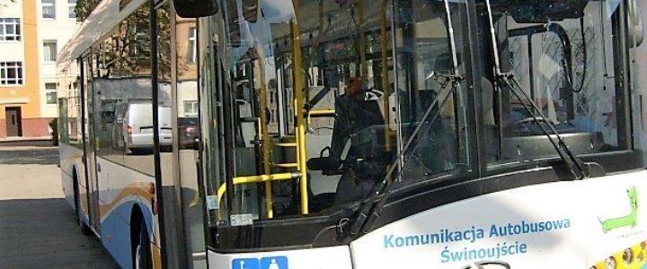 Zmiany rozkładów jazdy autobusów miejskich