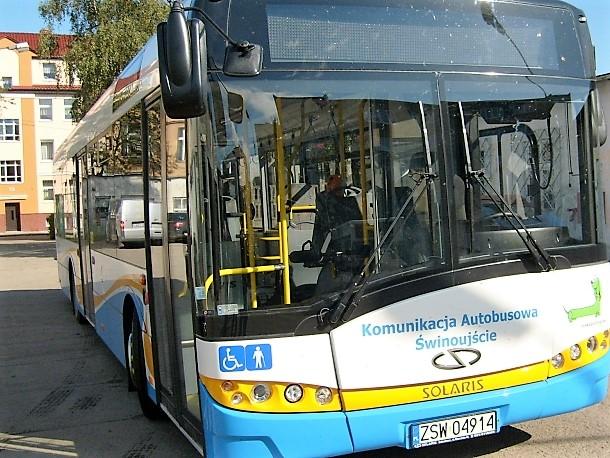 Uwaga. Zmiany rozkładów jazdy autobusów