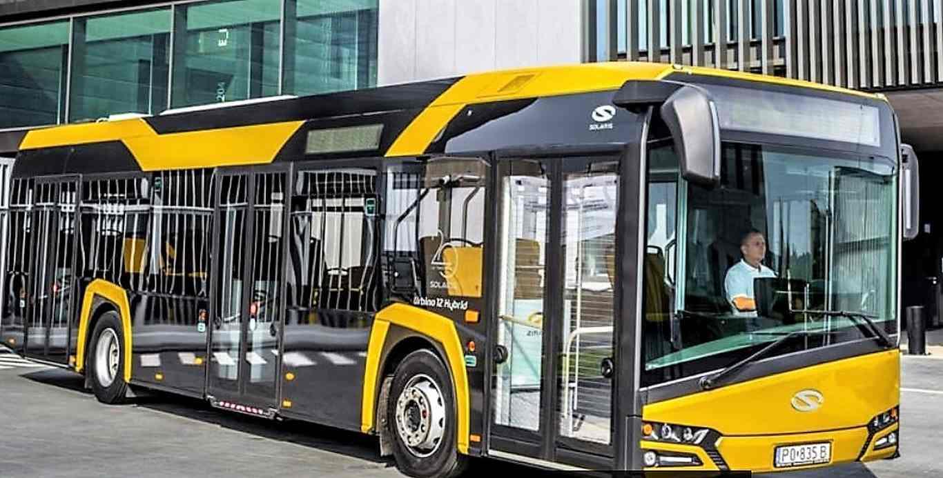 Sześć nowych autobusów miejskich