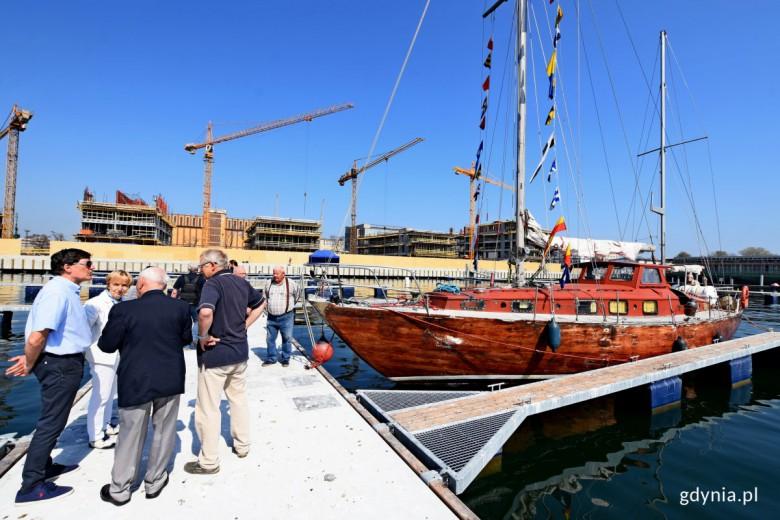 W Gdyni już działa nowa marina