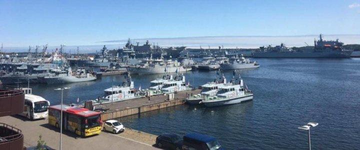 Na Bałtyku rozpoczęły się ćwiczenia Baltops-19
