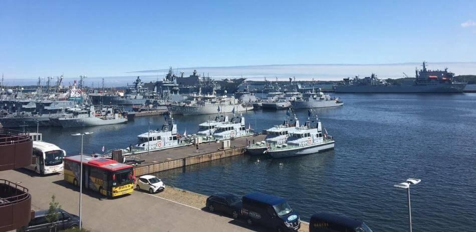 Na Bałtyku rozpoczęły się ćwiczenia Baltops-19 (wideo)