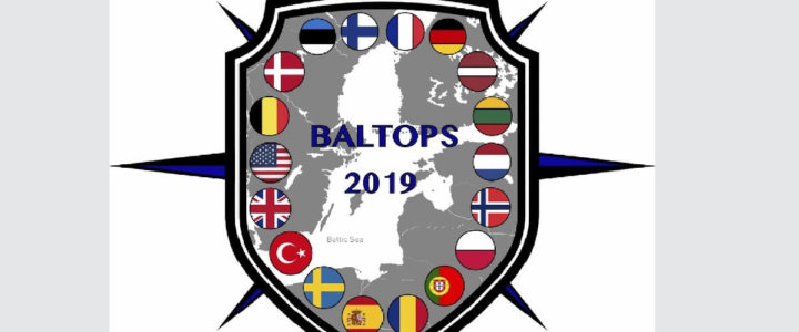 Świnoujście. Rozpoczął się udział marynarzy w największym w tym roku międzynarodowym ćwiczeniu na Bałtyku - BALTOPS 19.